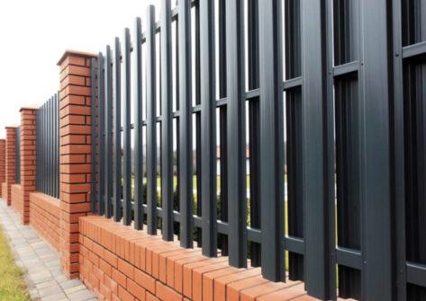 забор из евроштакетника цена в Набережных Челнах