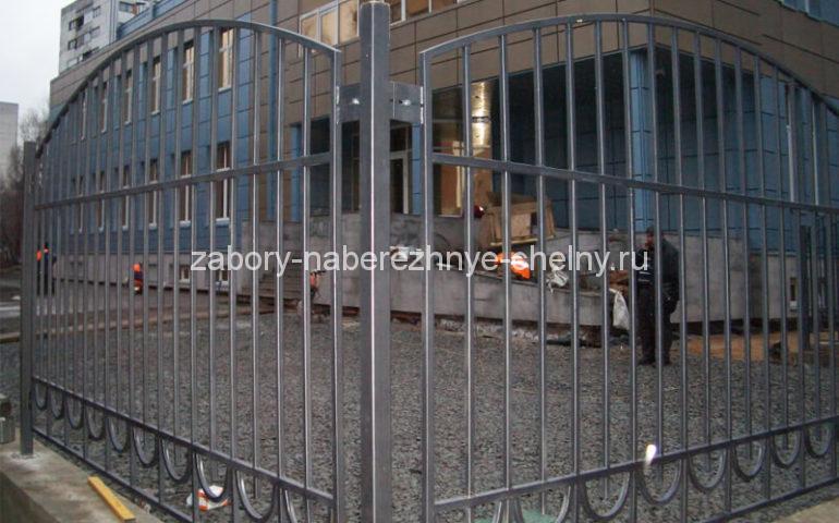 забор из профтрубы в Набережных Челнах